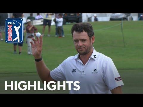 Highlights | Round 4 | Houston Open 2019