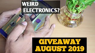 Smallest Spy Cam & Pen Phone Giveaway : August 2019