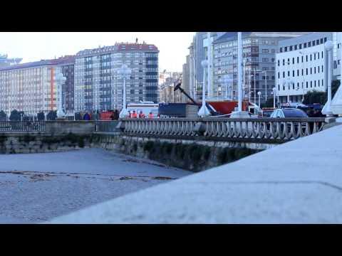 Tragedia en el Orzán - A Coruña