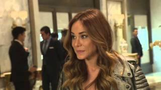 Burcin Terzioglu and Ilker kaleli - Star TV  Star life  15.01.2016