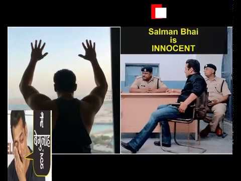 SALMAN KHAN IS INNOCENT | Please spread this message everywhere