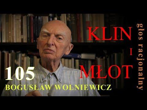 Bogusław Wolniewicz 105 KLIN I MŁOT