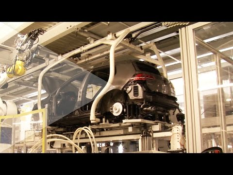 Volkswagen Golf GTE - Production