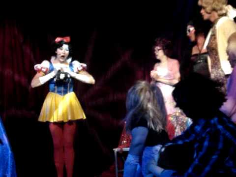 Snow Queen Characters Snow White Seven Drag Queens
