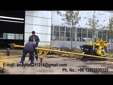 hydraulic drilling rig video 15  for upload