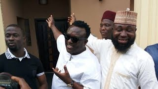 SAHEED OSUPA PRAISE SULE ALAO MALAIKA FOR HIS NEW HOUSE WARMING