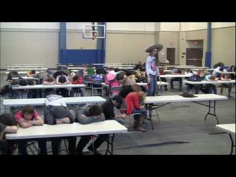 Harlem Shake-Bismarck High School Junior Class of 2014 Edition