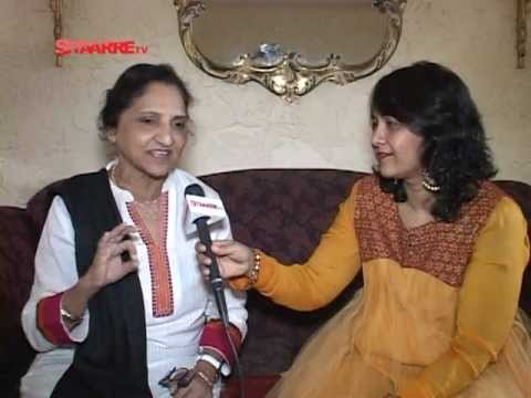 Sarita Joshi Interview With Jagruti video