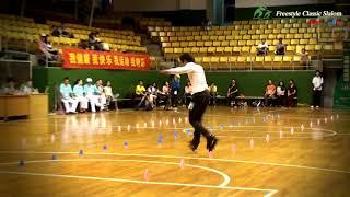 23th Tran Quang Linh Giải patin World Freestyle Skating Championship 2012