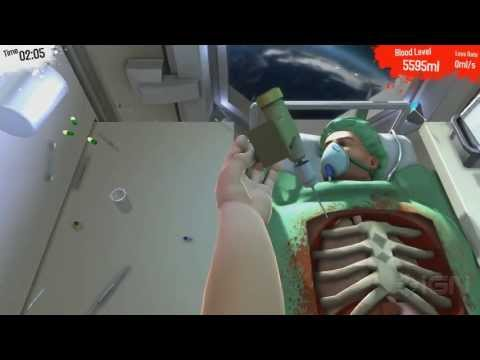 IGN Plays Surgeon Simulator 2013 - The Final Frontier!