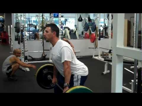 Olympic Lifting Technique Training (The Clean) Image 1