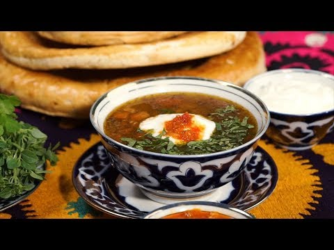 Сталик Ханкишиев. Узбекский суп Мастава. Подробный рецепт.