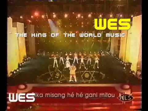 Wes Madiko '' Concert In Paris '' (prince Park 1998) video