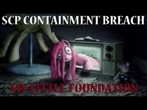 Scp Containment Breach | My Little Pony Mod | Rape! [+download] video