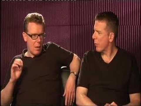 Matt Lucas Interviews The Proclaimers Music Videos