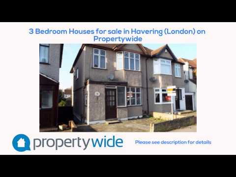 3 Bedroom Houses for sale in Havering (London) on Propertywide
