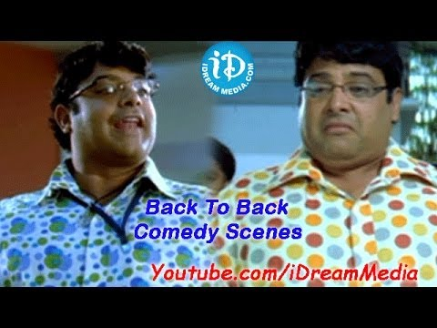 Pappu Movie - Back2back Comedy Scenes Scenes - Krishnudu - Melkote video