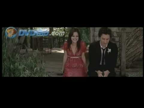 The Last Kiss bloopers (Zach Braff, Rachel Bilson)