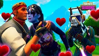 DJ YONDER CATCHES HIS GIRLFRIEND CHEATING w/ DIRE!! Fortnite Season 6 Short Film