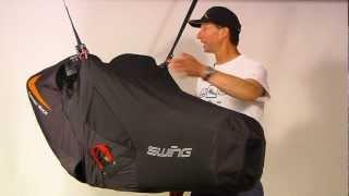 Swing Connect Race: XC and Race Paragliding Harness - Gleitschirm Gurtzeug für XC und Wettkampf