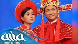 «ASIA 40» LK Rước Tình Về Với Quê Hương, Đám Cưới Trên Đường Quê - Mạnh Đình, Hà Phương