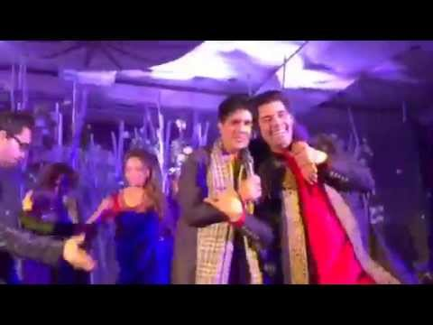 Mika singh dancing with sonkashi and urmila