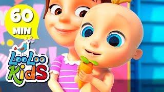 🎉💛Happy Birthday - Educational Songs for Kids | LooLooKids