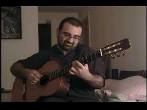 Laura fingerstyle Jazz Guitar