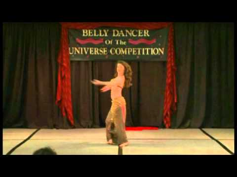 Adriane At 2011 Belly Dancer Of The Universe Competition (bduc) Egyptian Category video