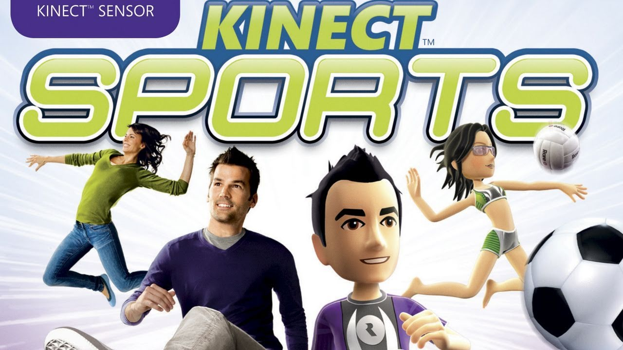Kinect Sports - E3 2010: Lifestyle Debut Trailer | HD - YouTube