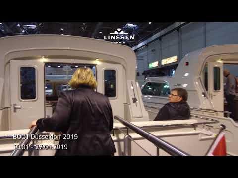 Linssen Yachts at boot dusseldorf 2019
