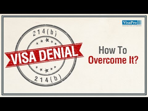 214(b) Visa Denial: How to Avoid It and Can You Overcome It?