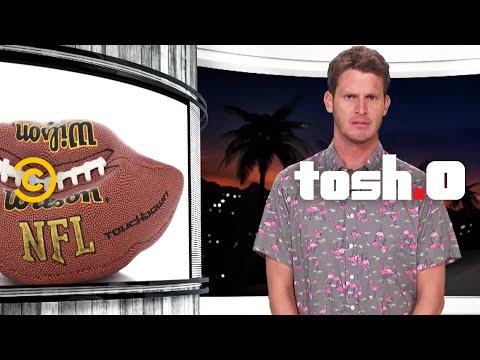 Tosh.0 - Daniel's Super Bowl Rant