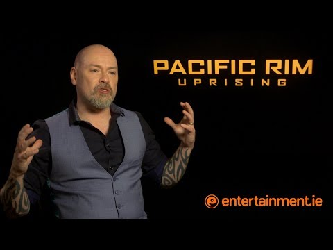 Director Steven S. DeKnight On Following Guillermo Del Toro For Pacific Rim Uprising