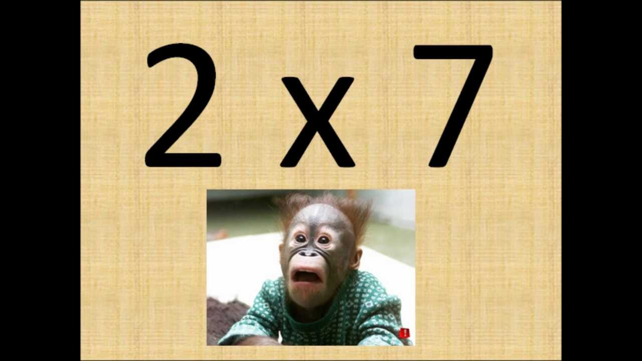 7 times table rap youtube for 12 times table song youtube
