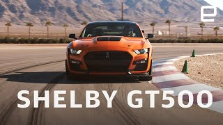 Ford Mustang Shelby GT500 hands-on