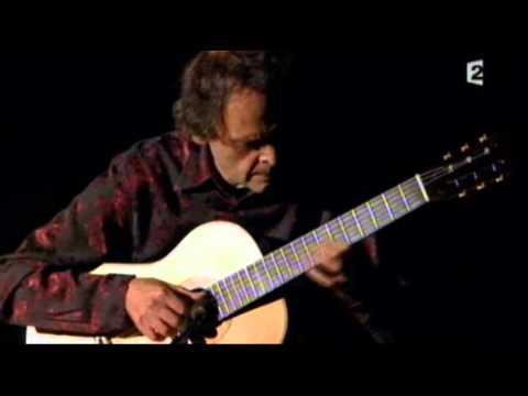 Roland DYENS joue Nuages au Châtelet (21 janvier 2010)