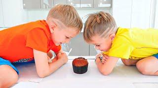 Download lagu فلاد ونيكي يلعبان مع تويز   مجموعة فيديو للأطفال
