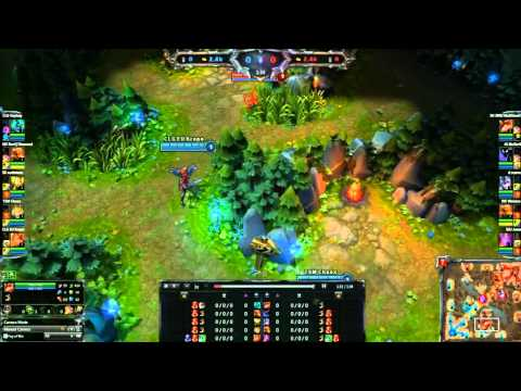 Watch NJSWD Maknoon Pro Teemo Jungle Skills | World Championships (Allstar game)