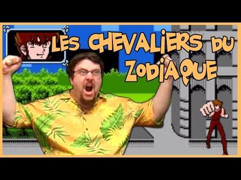 Joueur du grenier - Les chevaliers du zodiaque - NES