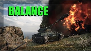 WOT - Balance in the Universe | World of Tanks