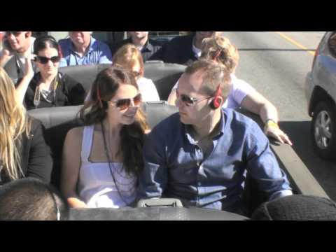 Ellen's Hidden Camera Prank on a Hollywood Tour Bus!