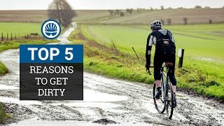 Top 5 - Reasons Road Cyclists Should Get Adventurous