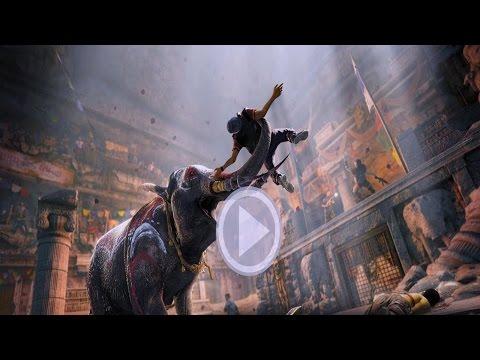 Leaked : Nine minute of Bahubali two video leaked thumbnail