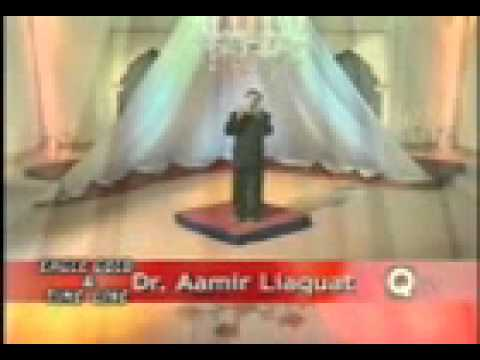 Man Nachat Hai - Amir Liaquat Hussain - Naat - Youtube.3gp video