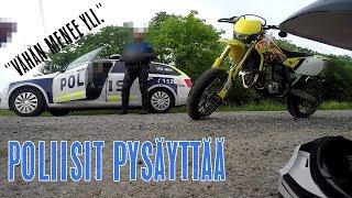 Poliisit pysäyttää & mittaa äänet!