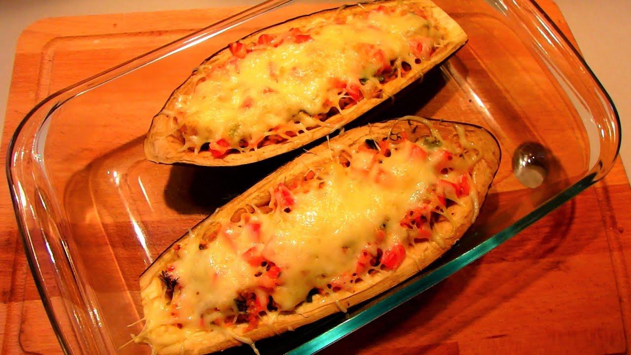 Баклажаны запеченные в духовке с помидорами и сыром рецепт пошагово