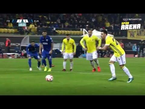 Fenerbahçe 2-2 Kukesi  / ÖZET