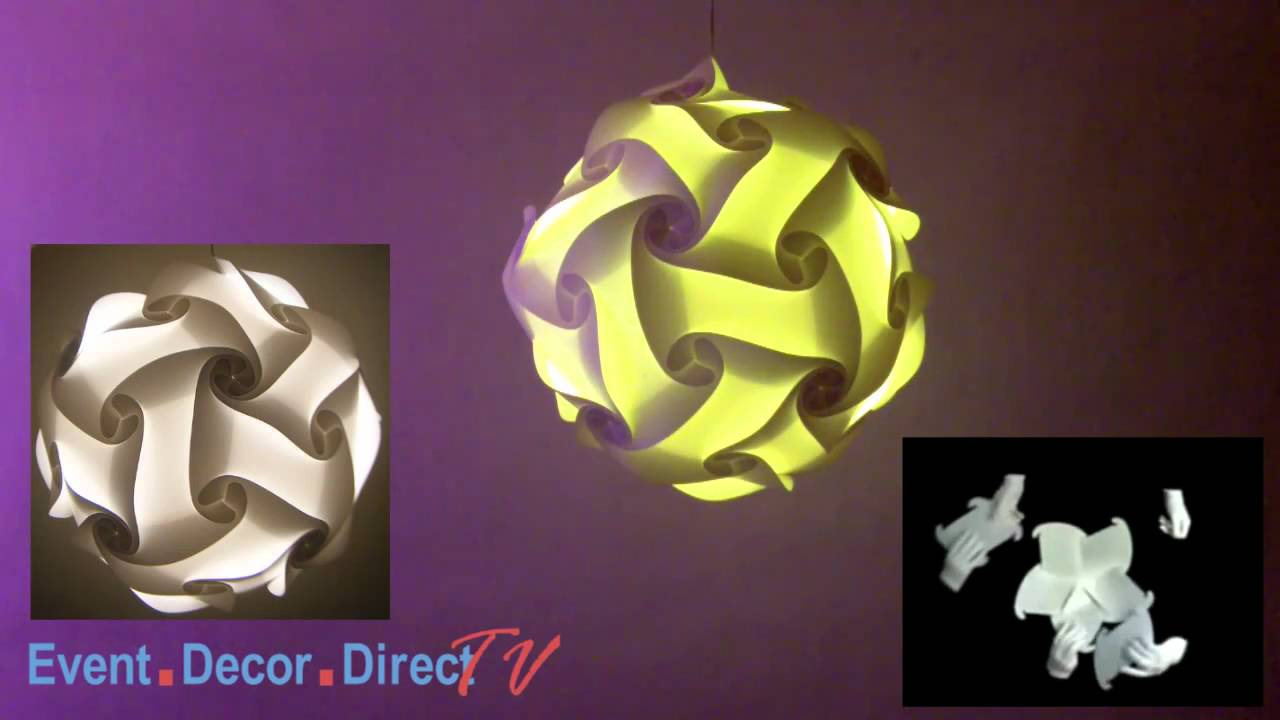 Event decor direct tv demo of a polylight w optional for Decor direct