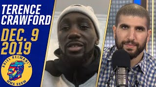 Terence Crawford likes MMA, doesn't want to compete in it | Ariel Helwani's MMA Show